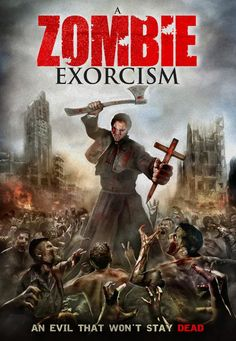 A Zombie Exorcism poster