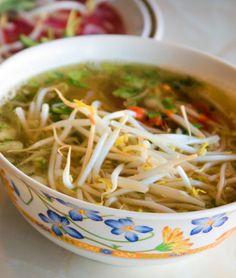 Soupe repas vietnamienne