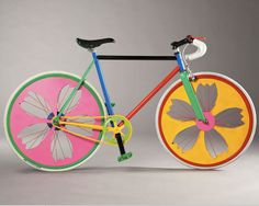 Kenzo Amazing bike for summer adventures #r29summerstyle