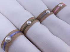 Wedding Napkin Rings: Wedding Table Decor by MadHatterPartyBox
