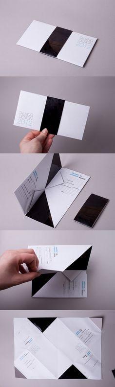 Talking Design by Marianne Johnsen, via Behance