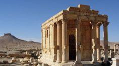 Daesh fait sauter le temple de Baal à Palmyre - août 2015
