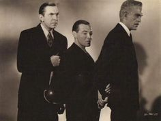 Lugosi, Lorre and Karloff - You'll Find Out (1940)