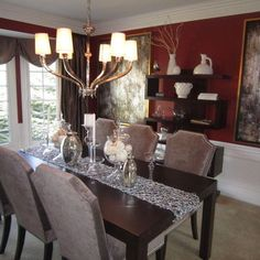 Traditional Dining Room Design, Pictures, Remodel, Decor and Ideas - page 60