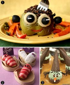 Roundup: 15 Sweet and Savory -- and Oh-So-Spooky -- Halloween Treats!