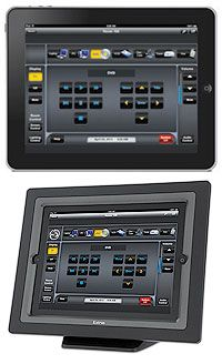 Extron Releases TouchLink Interface for iPad