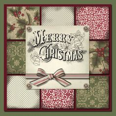 I think I may do this to cover a frame that doesn't go with the christmas decor....Merry Christmas