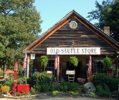 2. Old Sautee General Store - Helen, Georgia