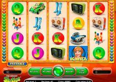 Groovy Sixties Slot von NetEnt! Erfahren was man früher getragen hat und mache es zu deinen Günsten! Spiel der Spielautomat von NetEnt frei!