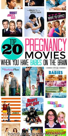 Got babies on the brain? We asked a group of moms what their favorite pregnancy movies were and here were the top 20 you just have to watch...