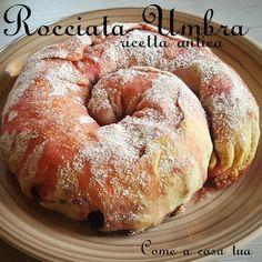 Italian Desserts, Italian Recipes, Biscotti, Baking Recipes, Dessert Recipes, Cocktail Desserts, Strudel, Breakfast Cake, Food Menu