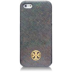 Tory Burch Robinson Ologram Hardshell Case For Iphone 5 $65