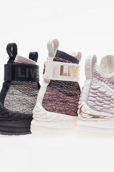 the best attitude 62fae e7abc Ronnie Fieg Unveils KITH x Nike LeBron 15 Via
