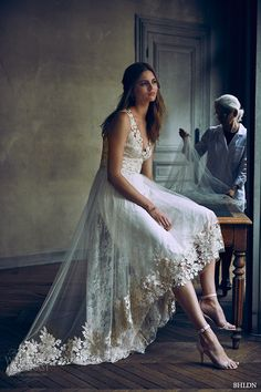 BHLDN Spring 2016 Collection — Featuring Exclusive Marchesa Wedding Dresses | Wedding Inspirasi