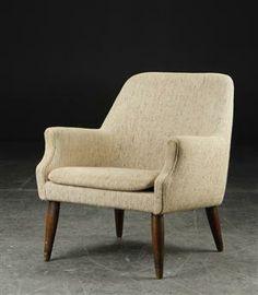Vare: 3350260Lænestol, dansk møbelproducent, 1960'erne