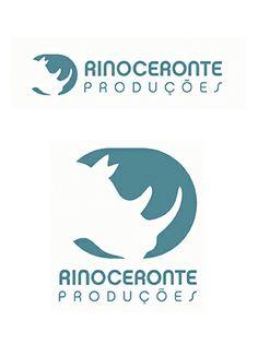 O Rinoceronte representa toda a força da marca. Pensando nisso, utilizamos a silhueta do animal como logo.