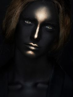 Errikos Andreou's Black and Gold