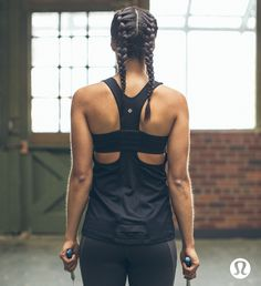 Pick a workout outfit that makes you feel good #workout #gym #thelook