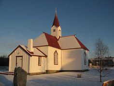 Old Church, Karasjok