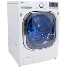 LG 4.3 Cu. Ft. Steam Washer Dryer Combo