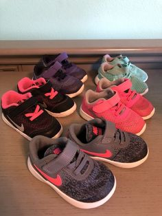 dbeefb1e0db04 Baby Shoes · NIKE Shoes size 6c Toddler Girls LOT 5 Pairs  fashion   clothing  shoes
