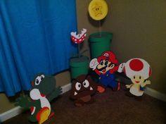 Personajes de Super Mario
