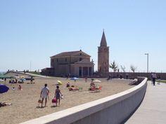 Caorle ve městě Venezia, Veneto