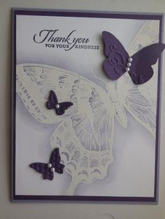 Amazing Swallowtail by yellowrose46 - Cards and Paper Crafts at Splitcoaststampers  Stampin' Up!