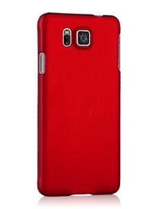 Rubber Plastic Θήκη Πλαστική Κόκκινη OEM (Samsung Galaxy Alpha G850F) - myThiki.gr - Θήκες Κινητών-Αξεσουάρ για Smartphones και Tablets - Πλαστική Κόκκινη Samsung Galaxy Alpha, Galaxies, Phone Cases, Phone Case