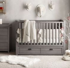 RH baby&child's Haven Storage Panel Crib:Designed with a minimum of adornment and a multitude of built-in storage, the pieces in our Haven collection blend beautifully with both antique and modern furnishings. Best of all, they offer unrivaled – and much welcomed – functionality.