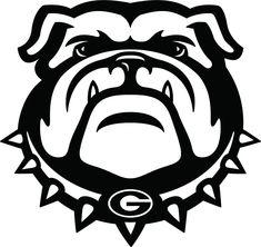 "Georgia Bulldogs ""Bulldog"""
