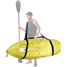 www.pinterest.com/1895gunner/ | Lifetime Kayak Accessories - 1063306 Carrying Strap