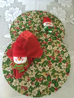 Natal ...sua mesa com muito amor com estes souplast