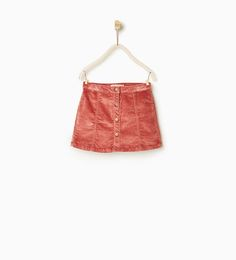 Moleskin skirt - Available in more colours