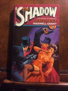The Shadow #21, The Wealth Seeker (Jove)