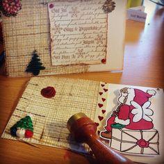 Julkort av Nathalie Persson