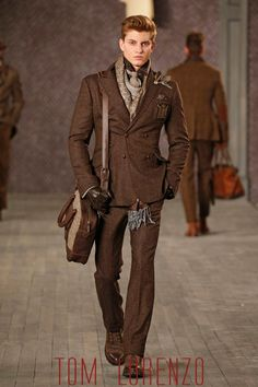 Joseph Abboud's Fall/Winter 2016 collection