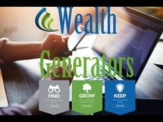 Wealth Generators Trade Today From Anywhere