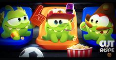 Cut the Rope: Eurovision and Euro 2016 on Behance