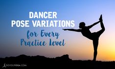 Are you looking to bring something new to you expression of Dancer's Pose? Give these 5 Dancer Pose variations a shot, and have fun!