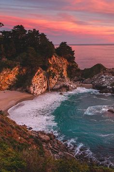 yes, i've posted this awesome beach on the monterey, california coastline about a hundred times, and i'm pretty sure i'll post it agan, because it is just that awesome.