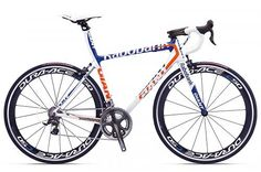 Bikes of the UCI WorldTour 2012: Giant TCR Advanced SL of Team Rabobank | road.cc |