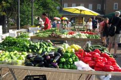 6 Reasons to Visit Your Local Farmers Market