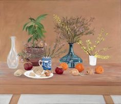 The Mexican Decanter, 1980 Jane Freilicher (American, 1924-2014)