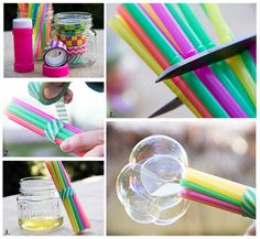 Lady Lemonade || DIY: Bellenblaas