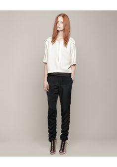 3.1 Phillip Lim / Boxy Jacquard Shirt. $395