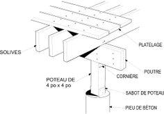 Underside of deck steps showing low voltage deck lighting