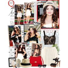 """Lucy Hale"" by mery90 on Polyvore"