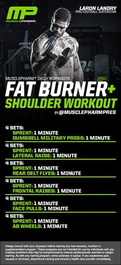 Fitness Articles Tips and Workouts: Fat Burner Shoulder Workout Bodybuilding Training, Bodybuilding Workouts, Crossfit, Build Muscle Fast, Gain Muscle, Lower Ab Workouts, Gym Workouts, Workout Fitness, Summer Workouts