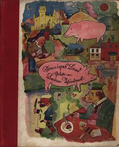 Sonniges Land. Illustrated by George Grosz. Berlin: Paul Cassirer, 1920